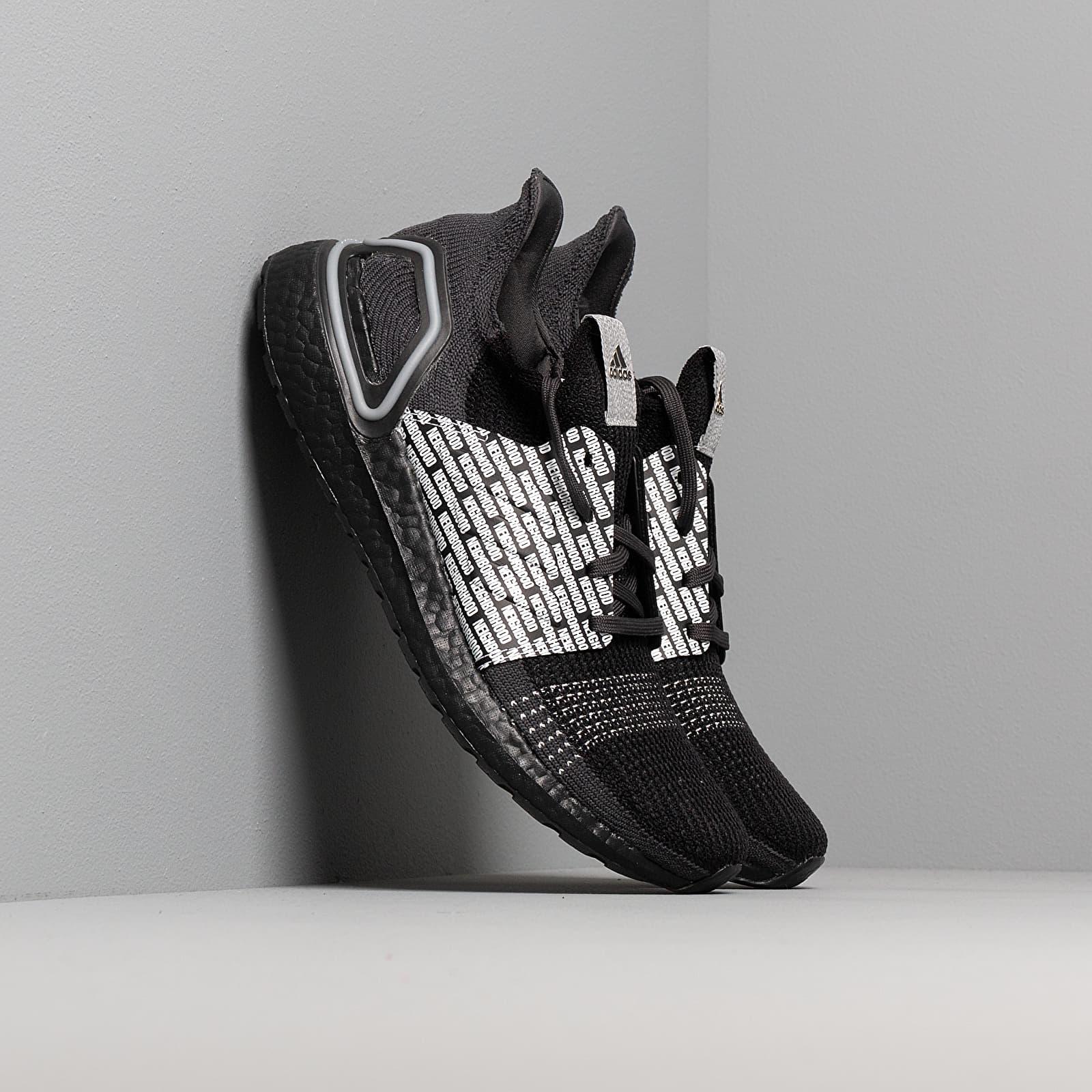 Men's shoes adidas x Neighborhood UltraBOOST 19 Core Black/ Core Black/ Ftwr White