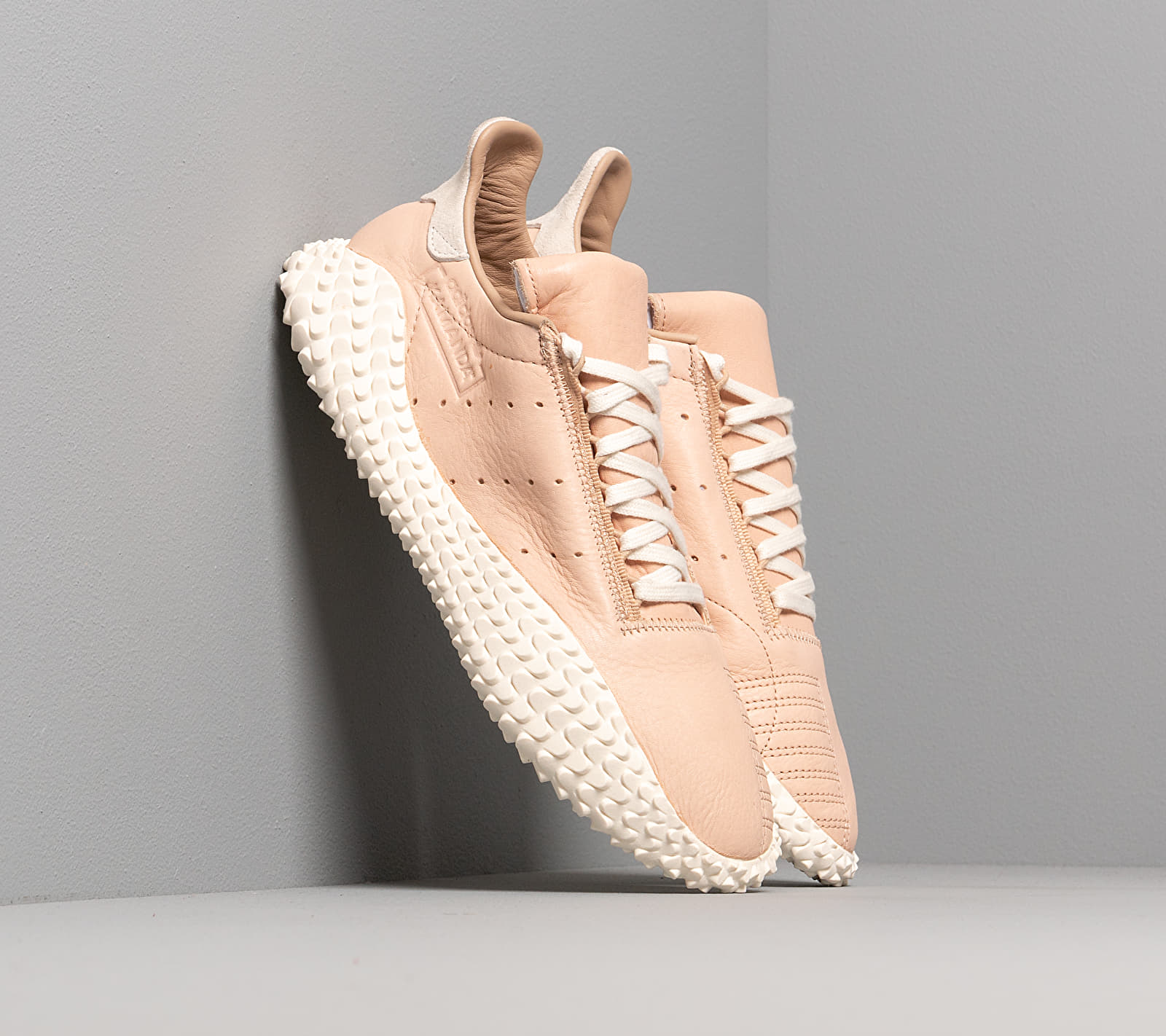 adidas Kamanda St Pale Nude/ Off White/ Blue