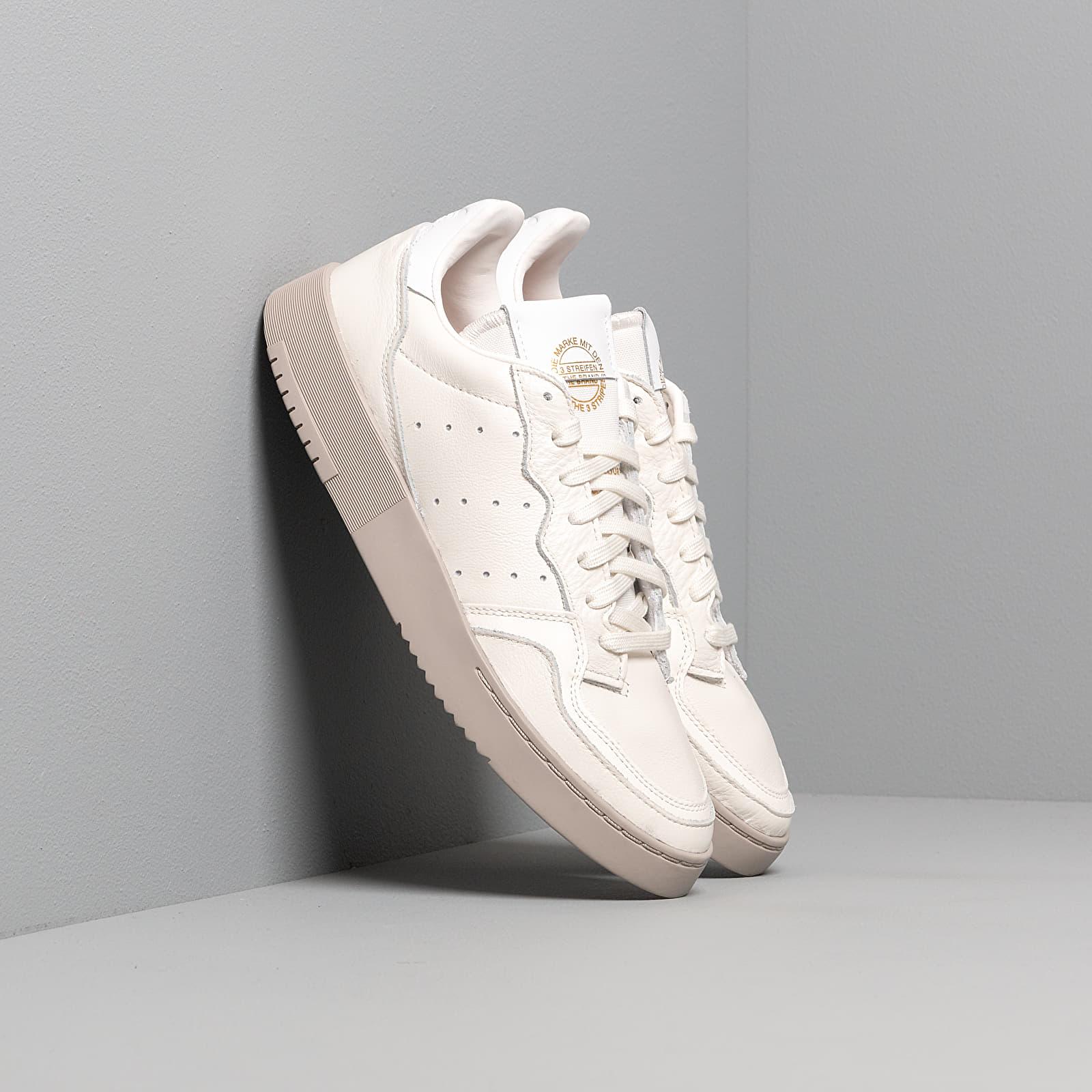 Férfi cipők adidas Supercourt Cloud White/ Cloud White/ Ftw White