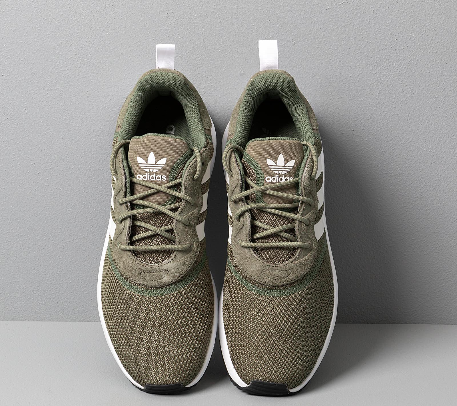adidas X_PLR S Legend Green/ Ftw White/ Core Black