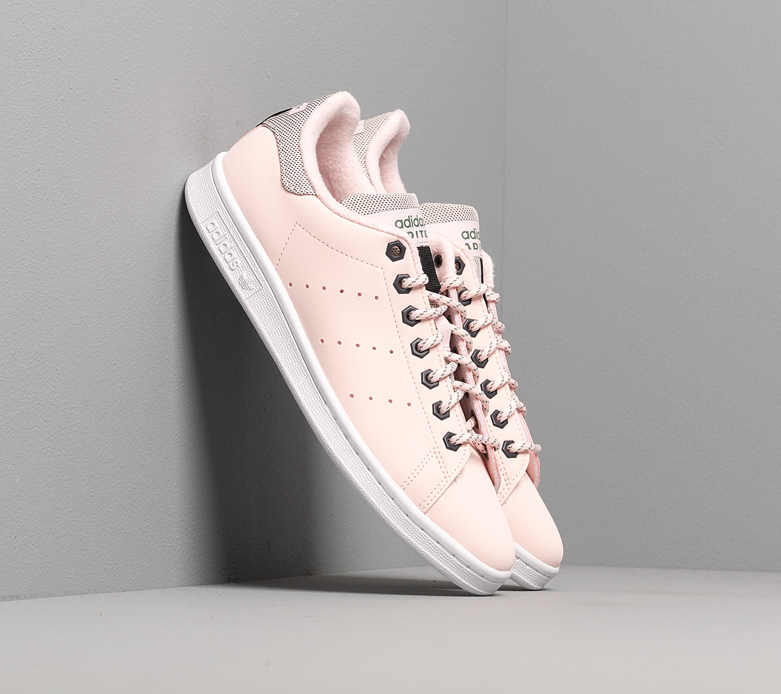 adidas Stan Smith W Half Pink/ Half Pink/ Trace Green EUR 39 1/3
