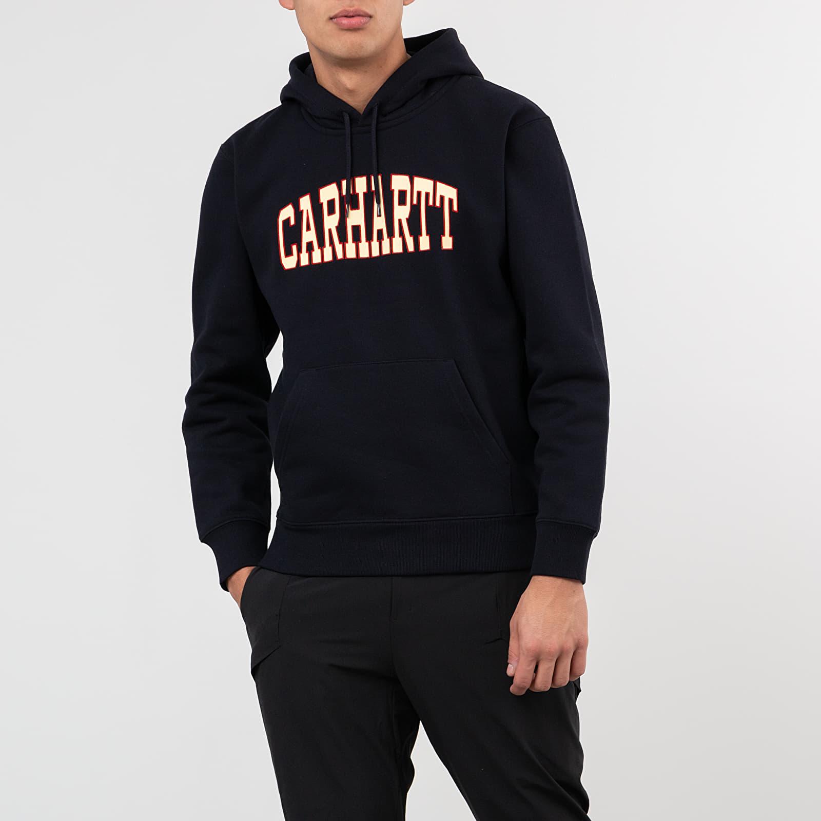 Sudaderas y suéteres Carhartt WIP Theory Hoodie Dark Navy