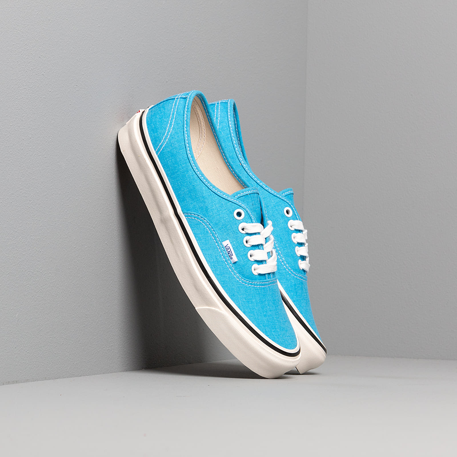 Férfi cipők Vans Authentic 44 Dx Blue/ White