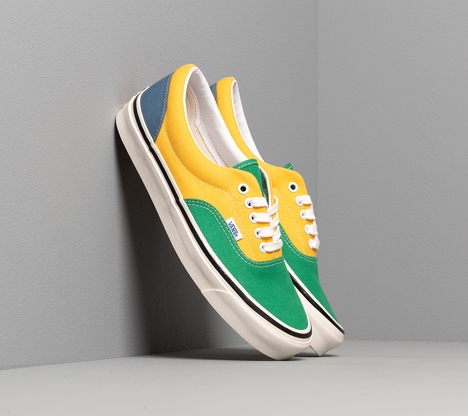 Vans Era 95 Dx (Anaheim Factory) Green/ Yellow/ Denim EUR 38.5