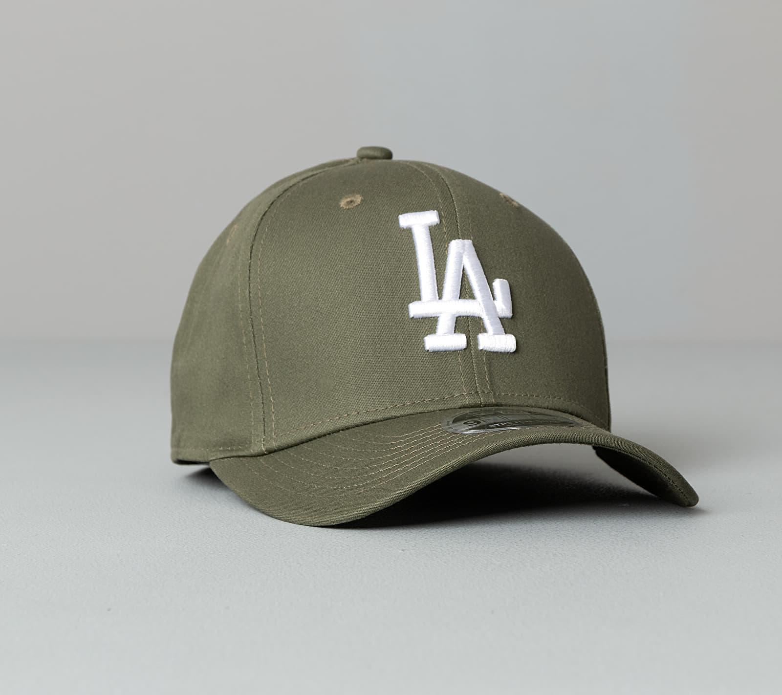 New Era 9Fifty MLB Tonal Stretch Los Angeles Dodgers Cap Khaki S/M