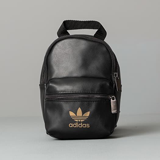 adidas Mini PU BackpackBlack