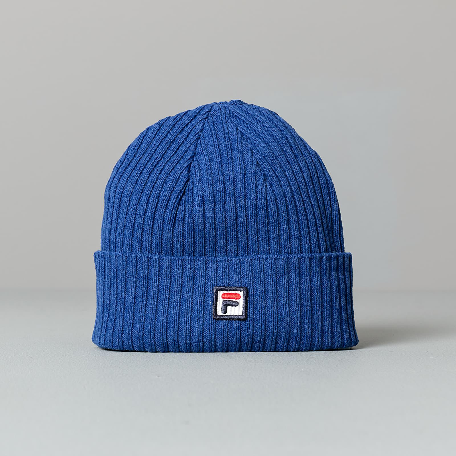 Шапки FILA Fisherman F-Box Beanie Sodalite Blue