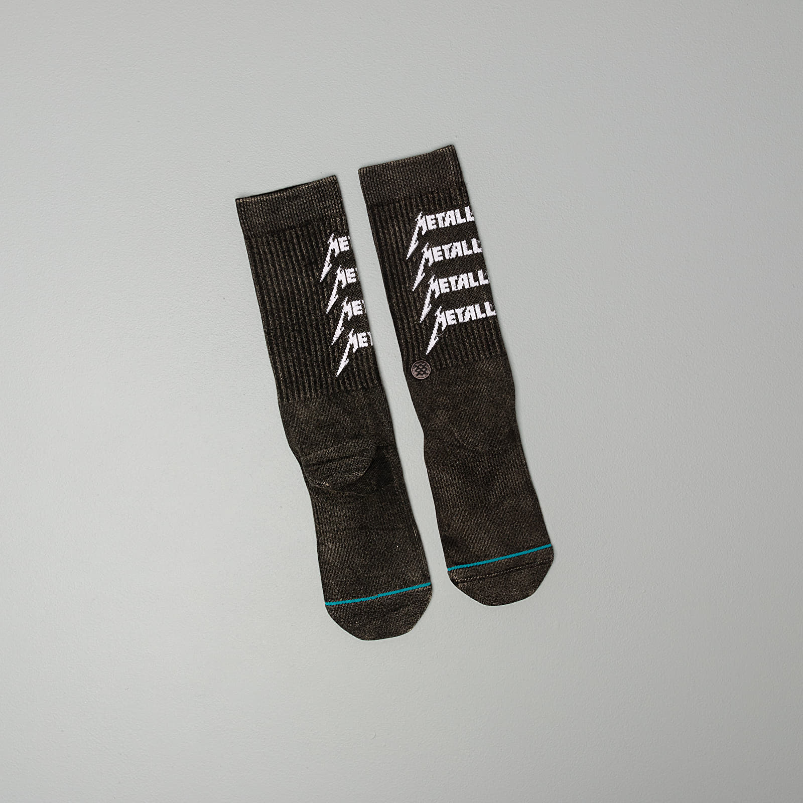 Socks Stance x Metallica Metallica Stack Socks Black
