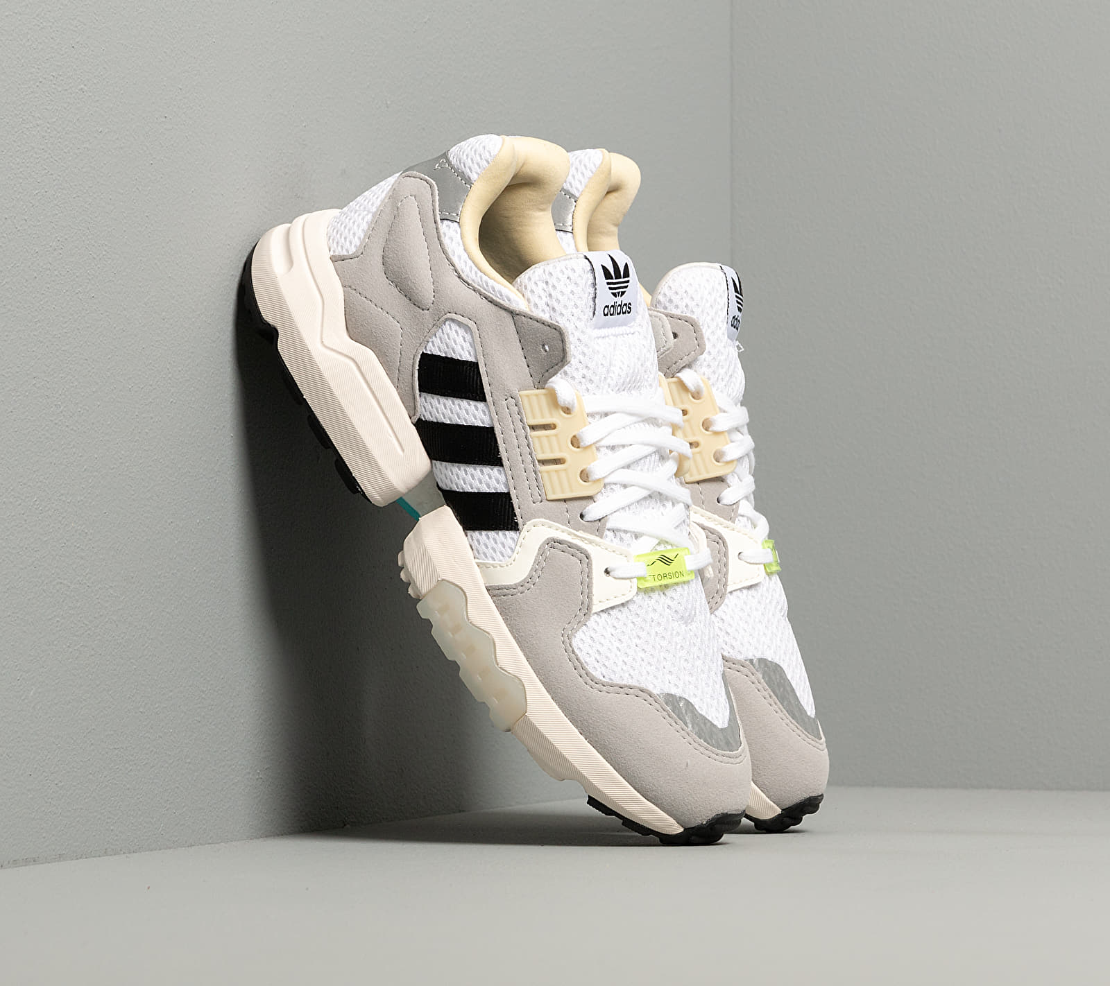 adidas Zx Torsion W Ftw White/ Core Black/ Grey Two EUR 38 2/3