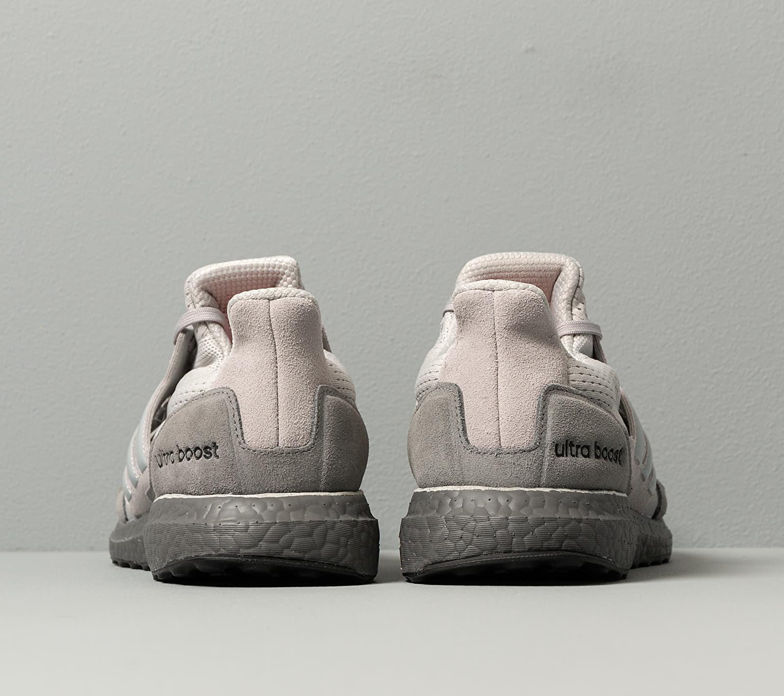 adidas UltraBOOST S&L M Grey Two/ Light Granite/ Grey Four, Gray