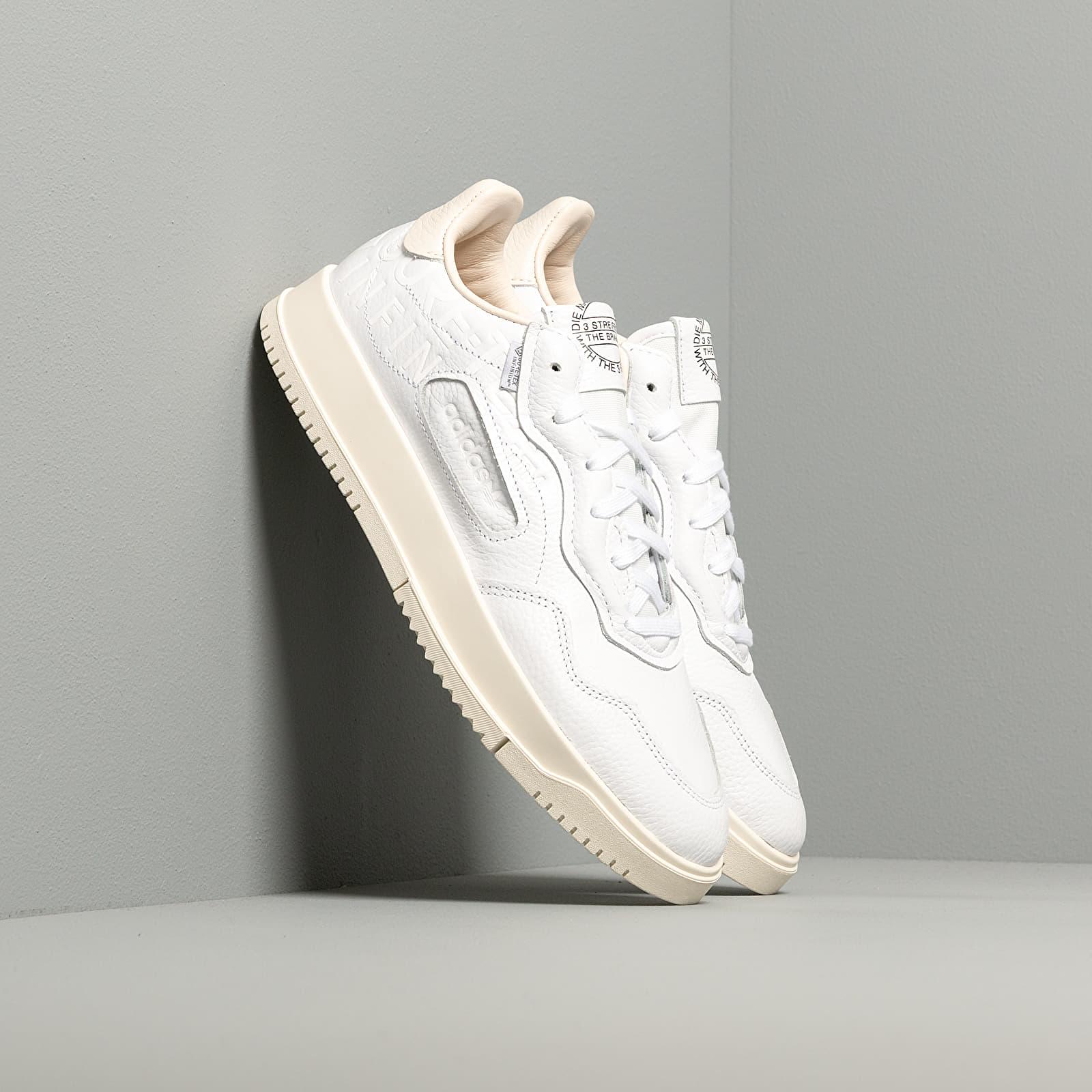 Satisfacer Retirada Mártir  Men's shoes adidas SC Premiere Gore-Tex Ftwr White/ Off White/ Chalk White  | Footshop
