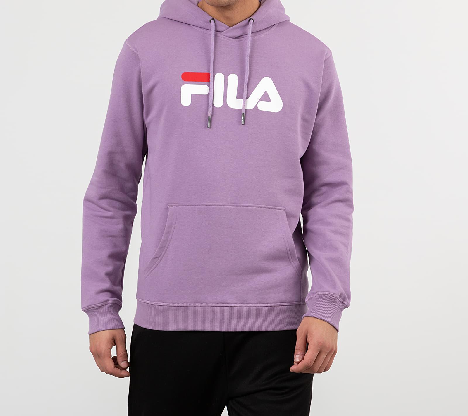 FILA Classic Pure Hoodie Orchid Mist, Purple