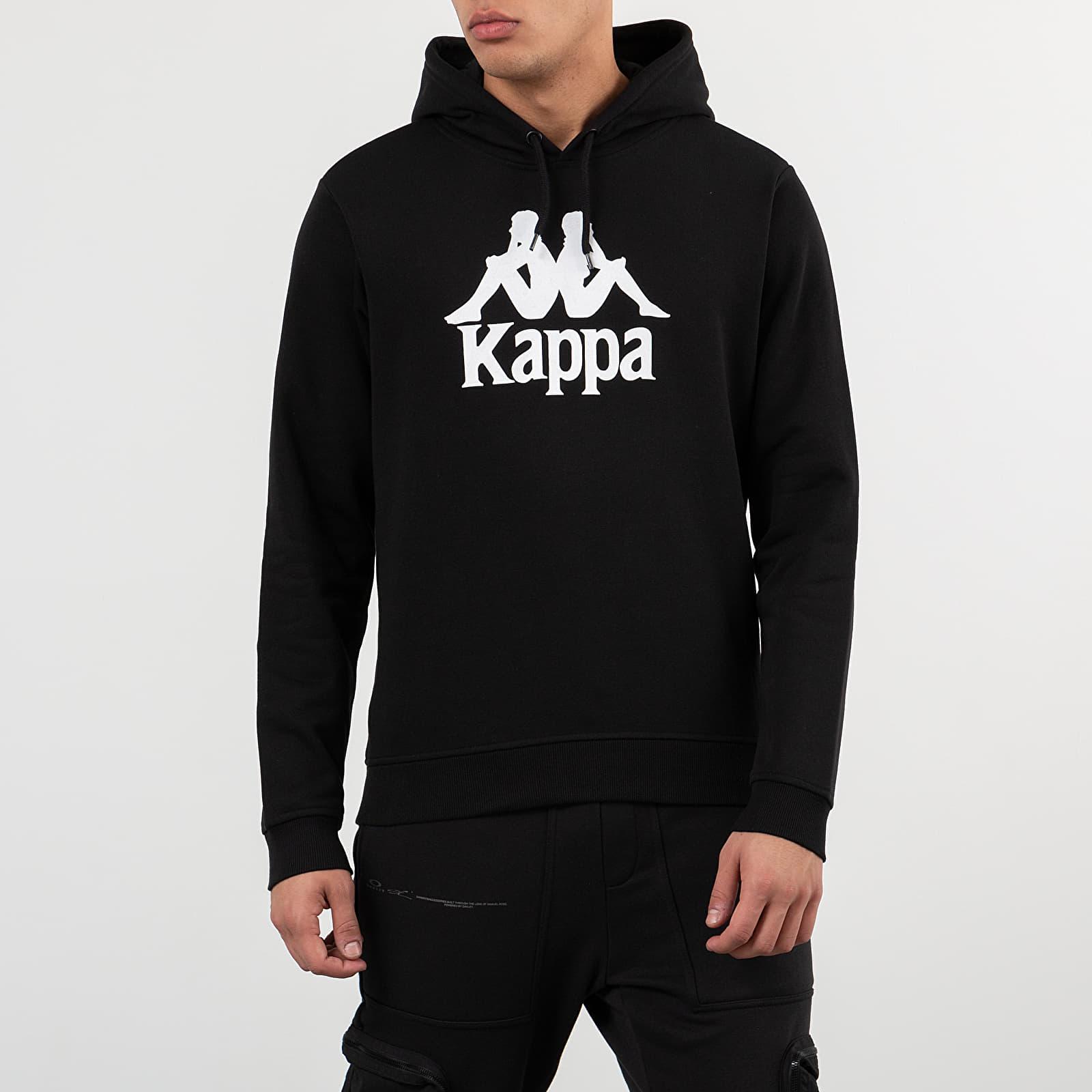 Sweatshirts Kappa Authentic Esmio Hoodie Black