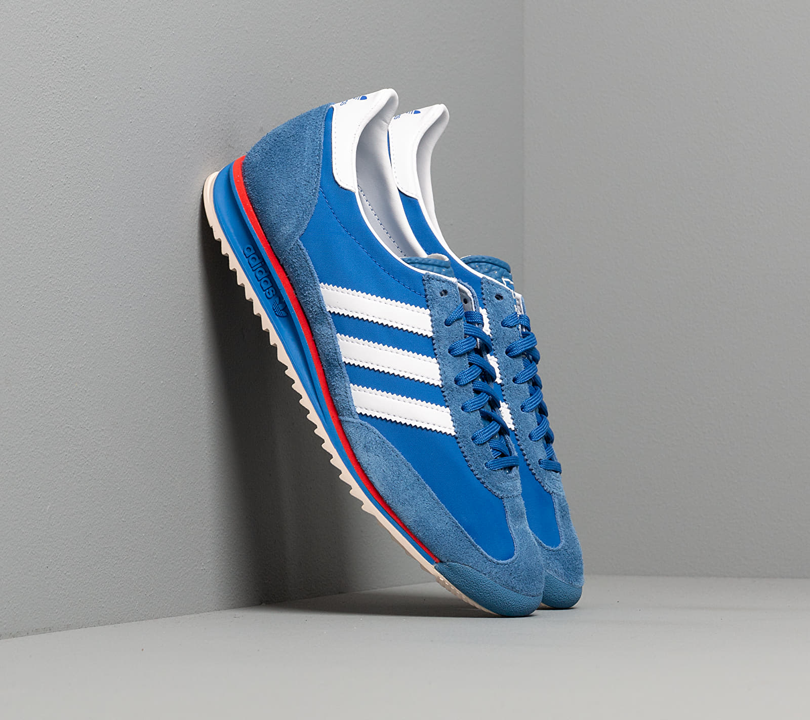 adidas SL 72 Blue/ Ftw White/ Hi-Res Red EUR 38 2/3