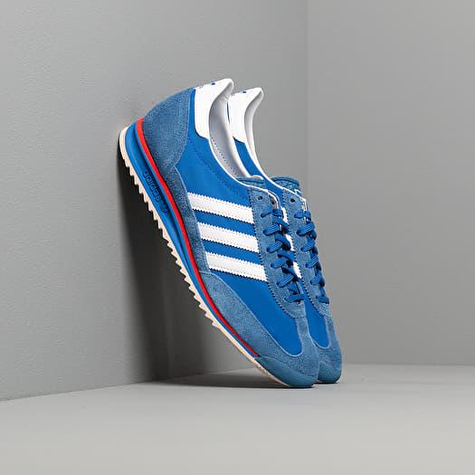 Revisión tabaco enviar  Men's shoes adidas SL 72 Blue/ Ftw White/ Hi-Res Red | Footshop