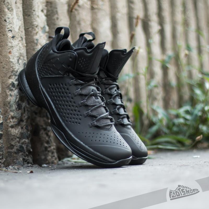 purchase cheap b7d9c e38cf Jordan Melo M11 Black  Black- Black   Footshop