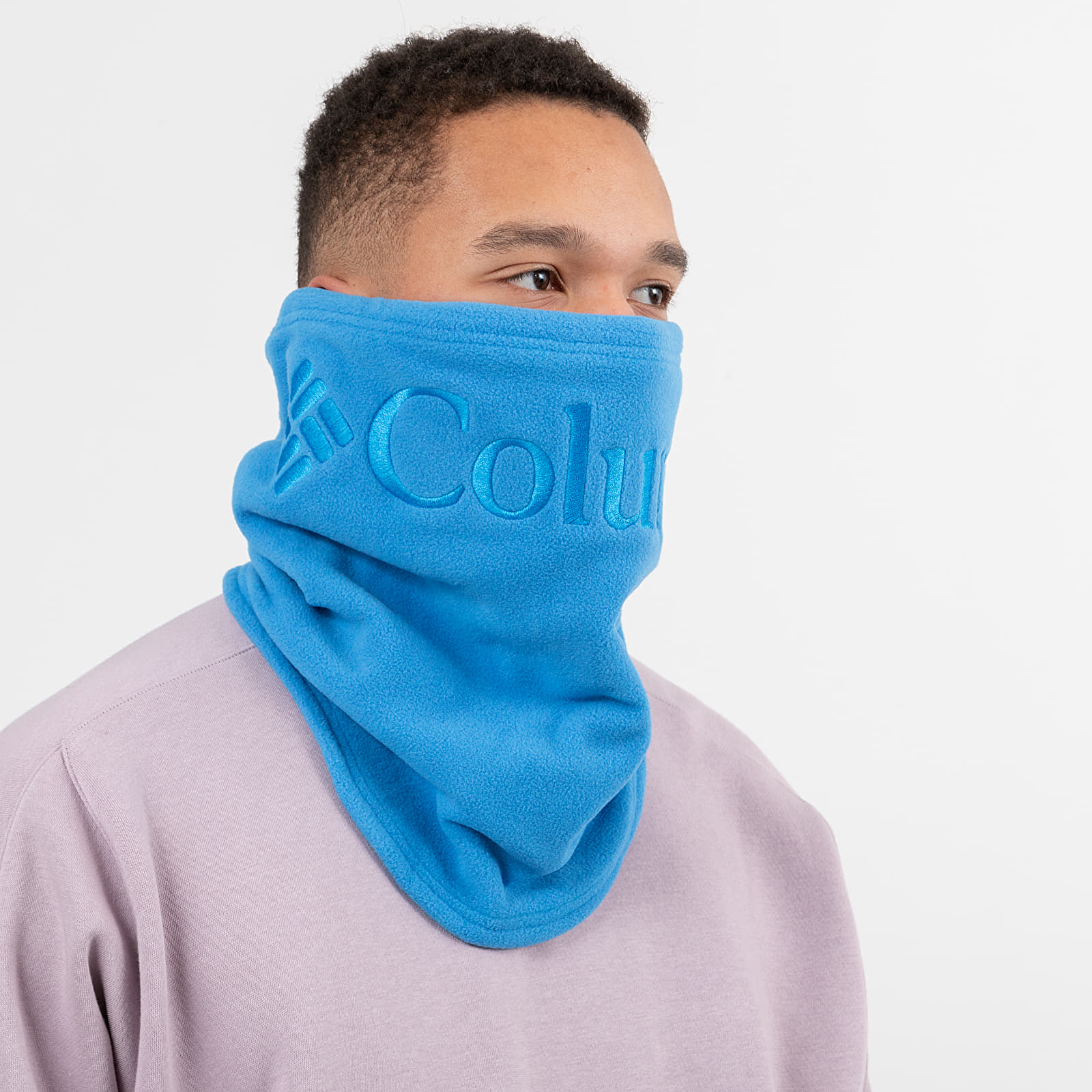 Accessories Columbia CSC Fleece Gaiter Blue
