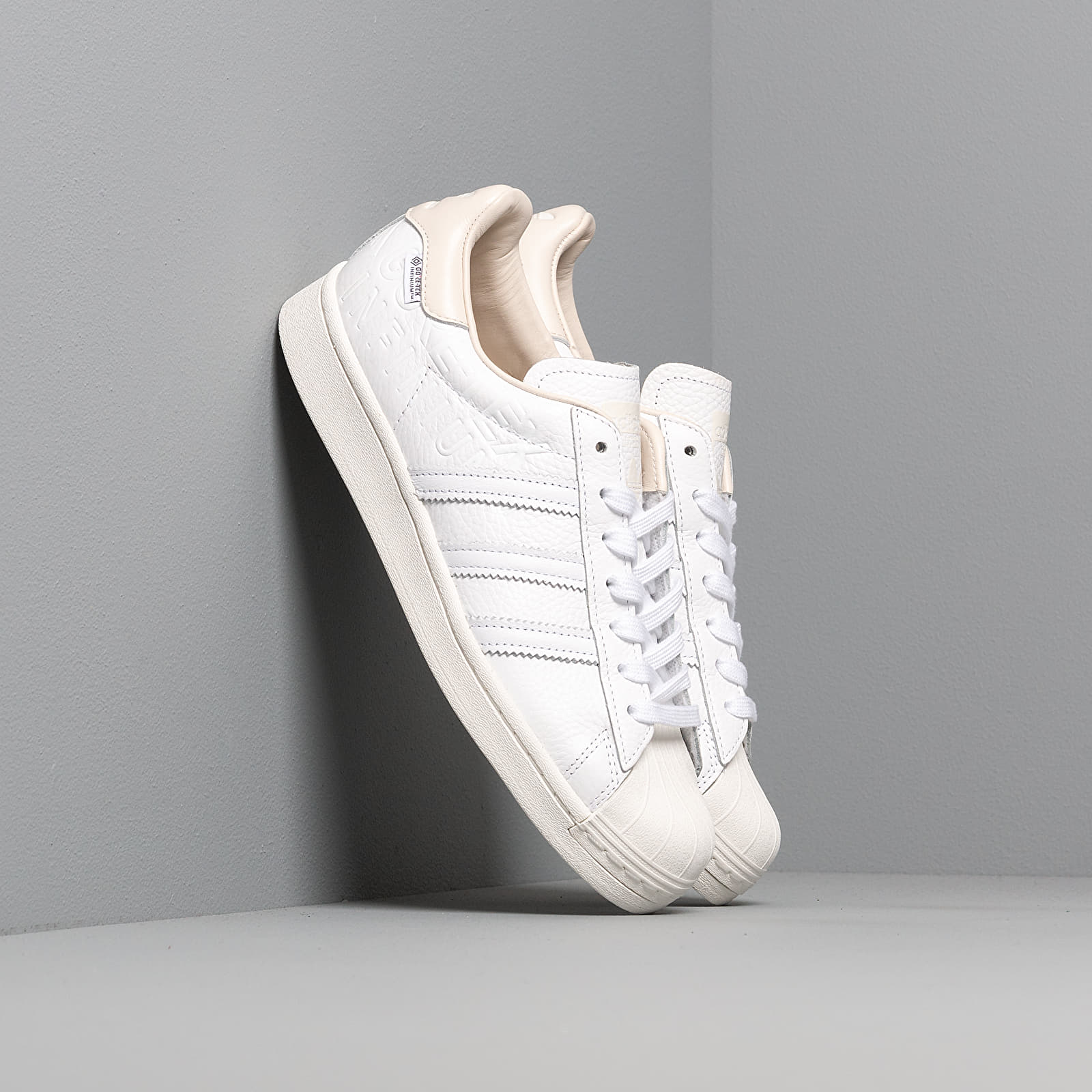 Buty męskie adidas Superstar Gore-Tex Ftw White/ Off White/ Chalk White