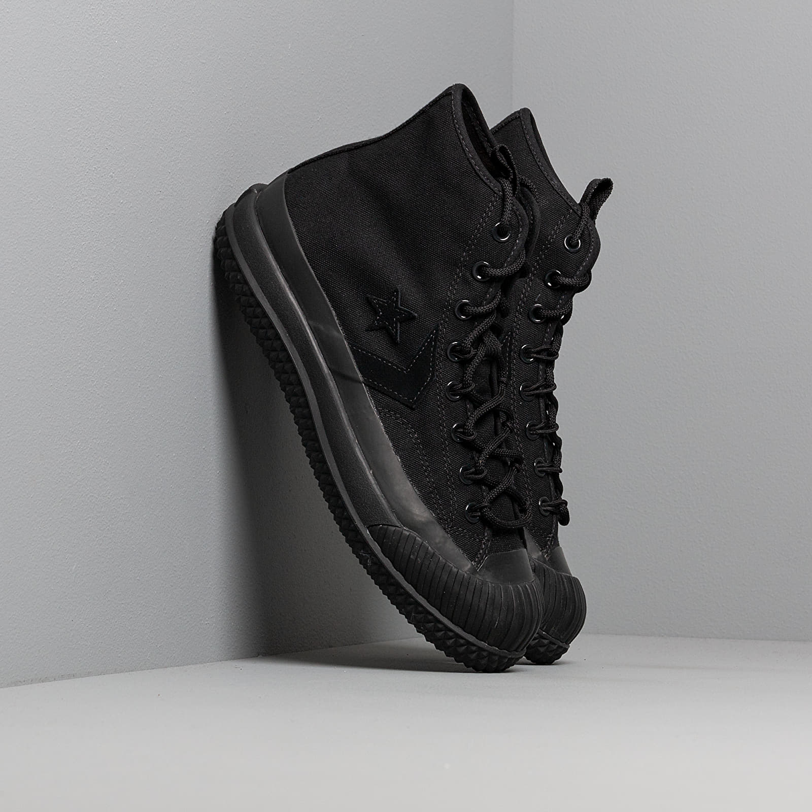 Muške tenisice Converse Bosey Mc Water Repellent Boot Black/ Black/ Black