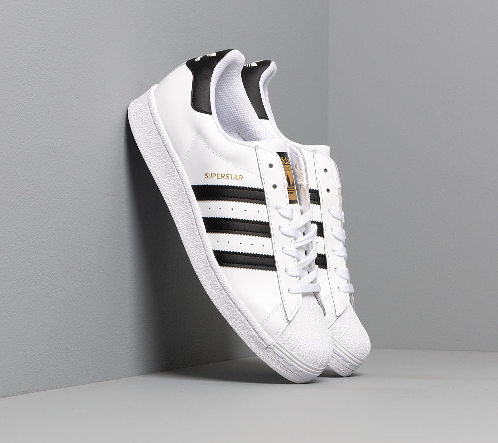 adidas Superstar Ftw White/ Core Black/ Ftw White EUR 47 1/3