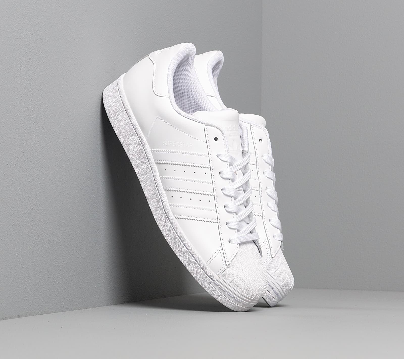 adidas Superstar Ftw White/ Ftw White/ Ftw White EUR 44