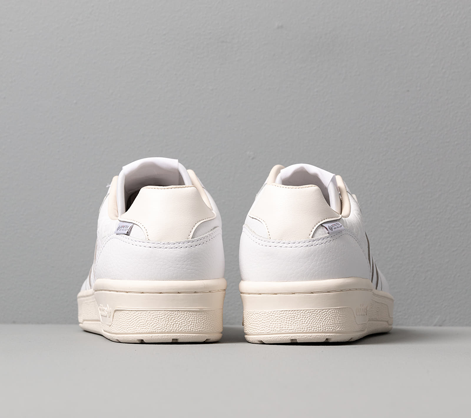 adidas Rivalry Low Gore-Tex Ftw White/ Off White/ Chalk White