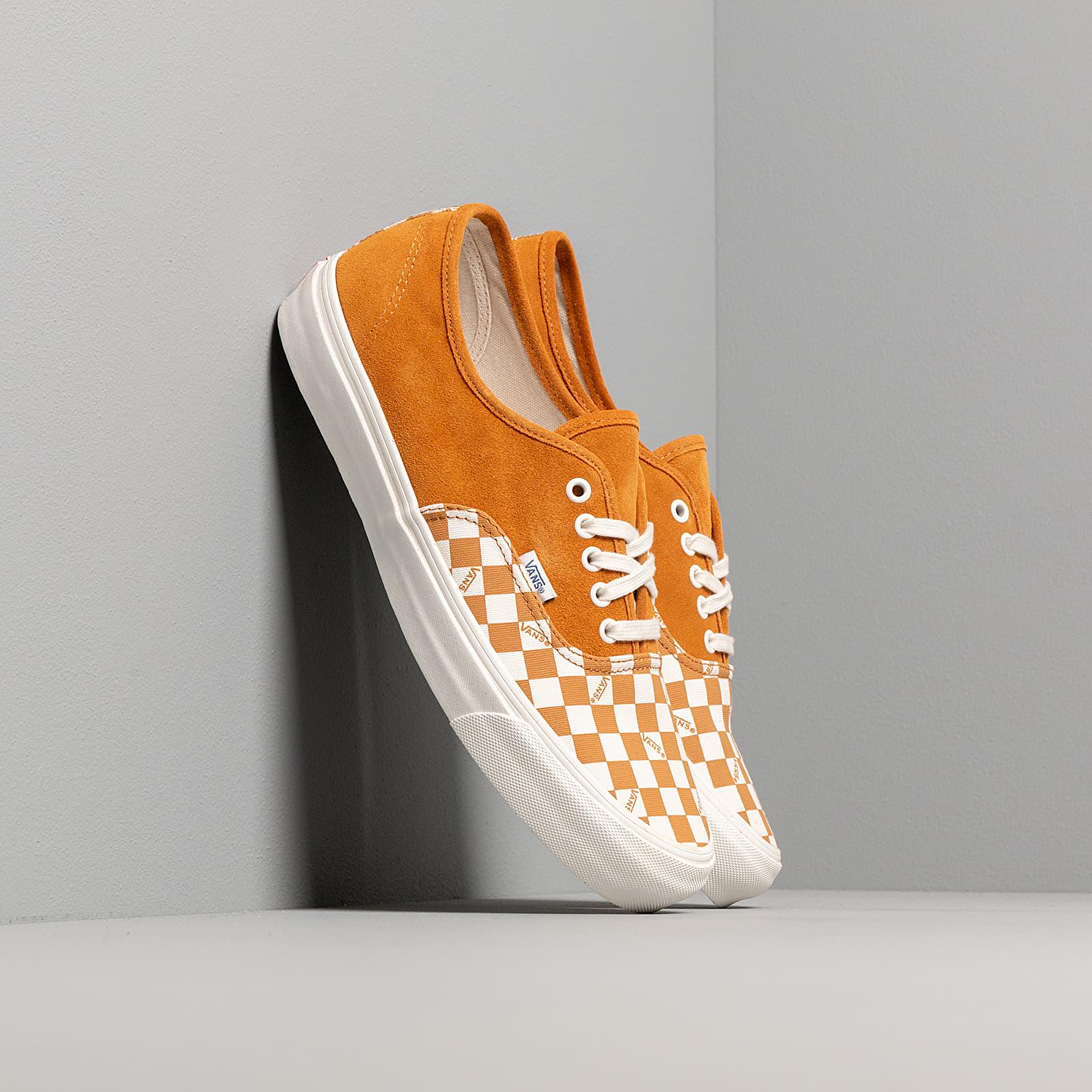 Pánské tenisky a boty Vans OG Authentic LX (Suede/ Canvas) Buckthorn