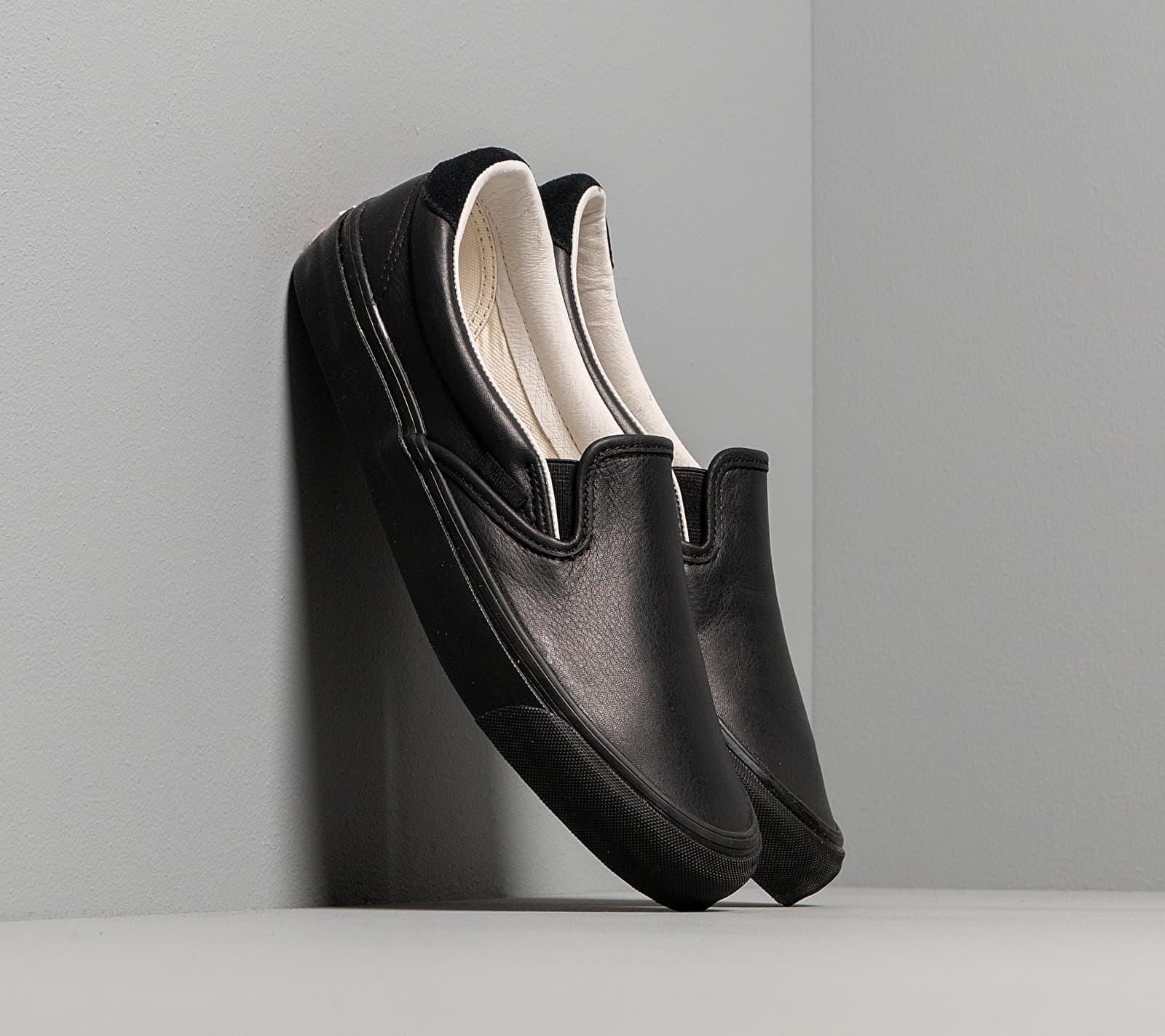 Vans OG Slip-On 59 LX (Leather/ Suede) Black EUR 34.5