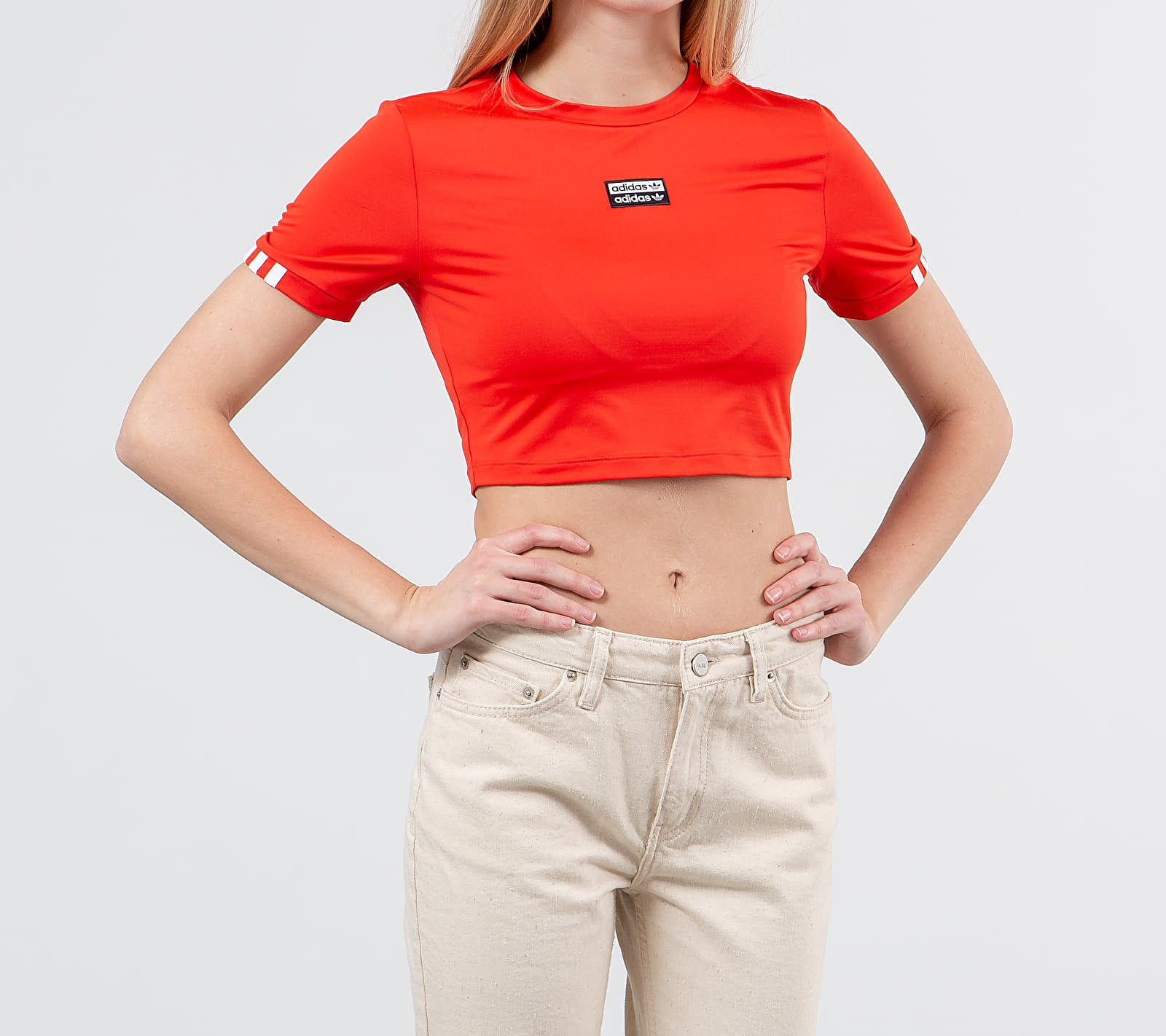 adidas Tee Active Red