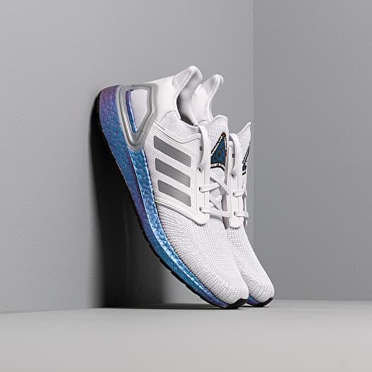 adidas UltraBOOST 20 Dash Grey Grey Three Blue Vime | Footshop