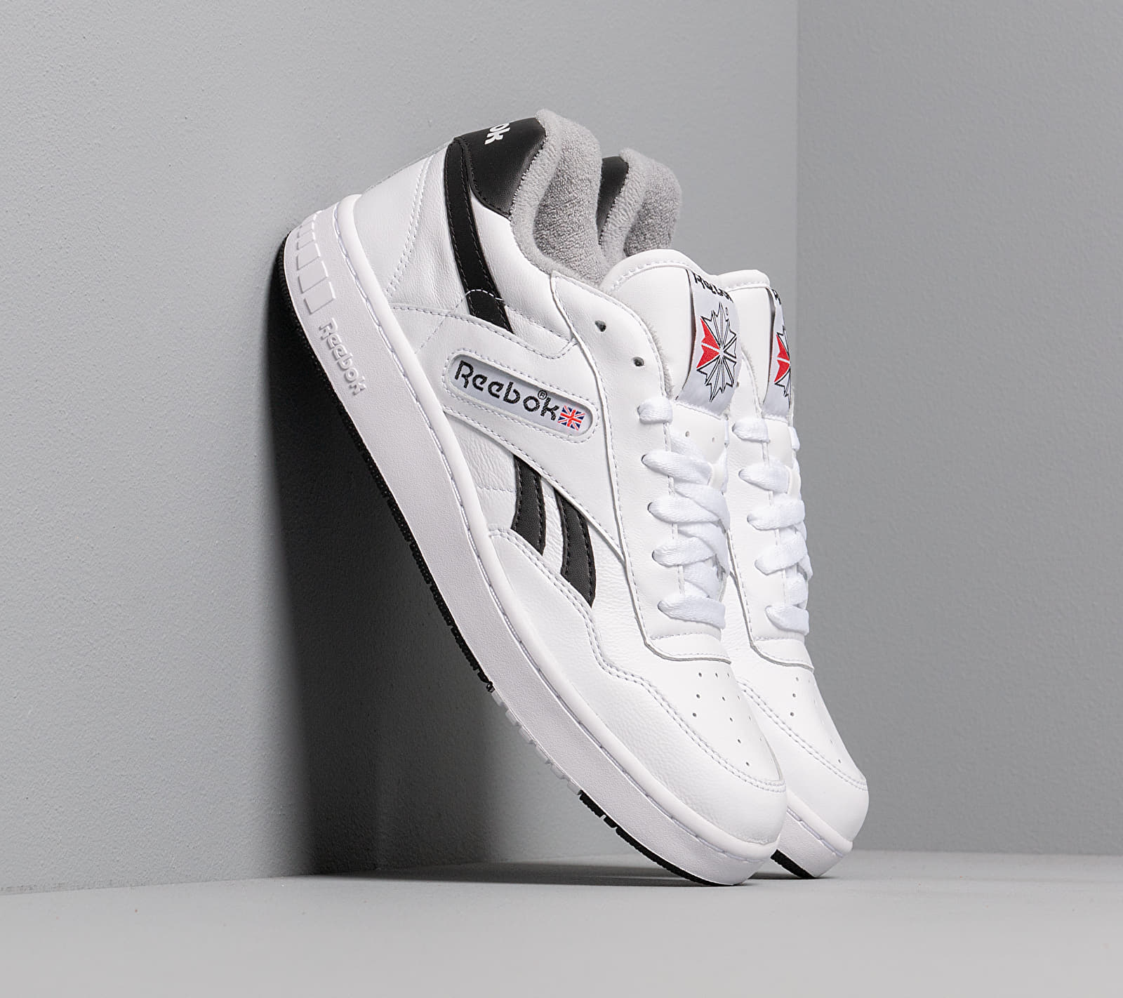 Reebok BB 4000 White/ Black/ Tin Grey EUR 44.5