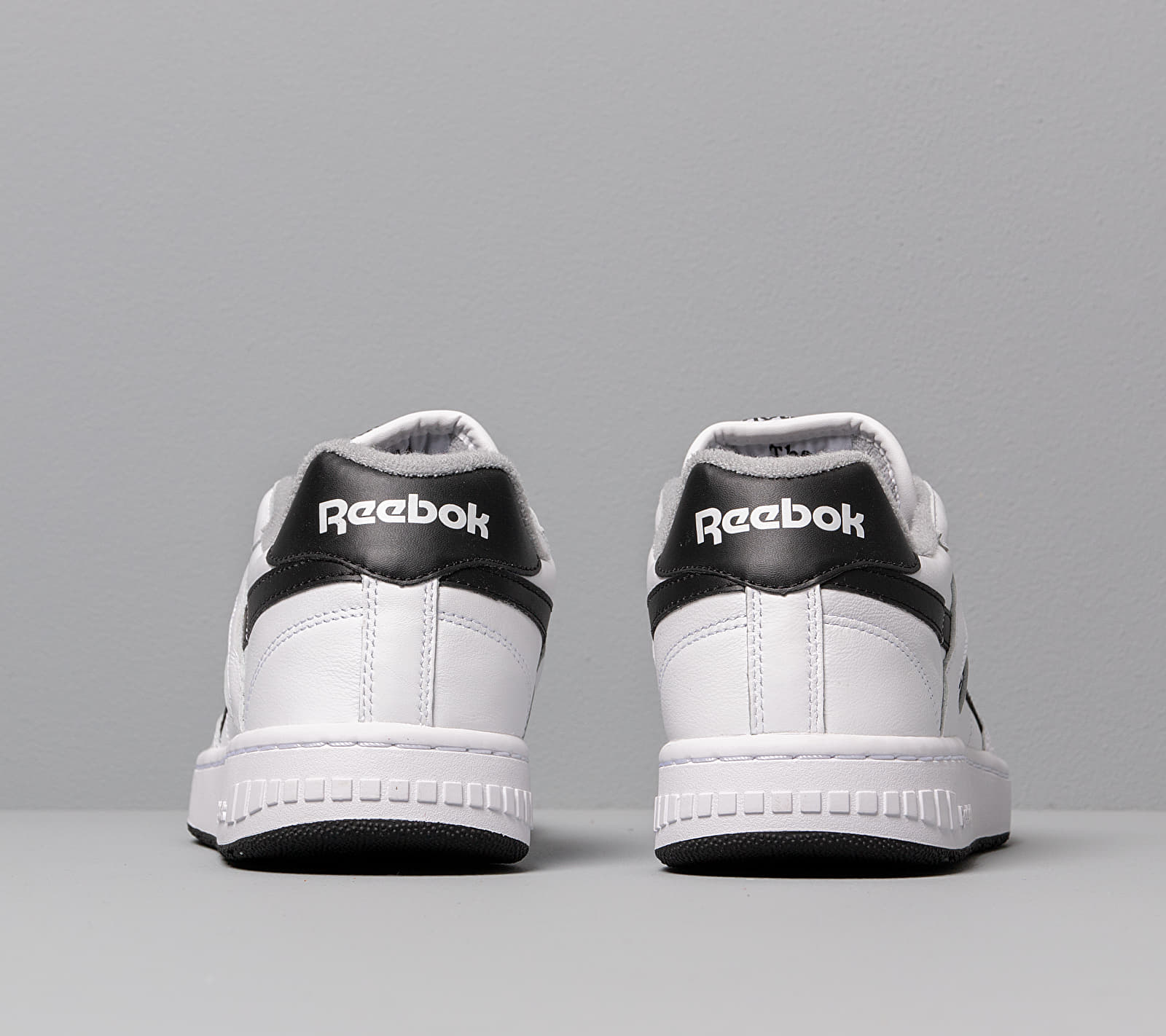 Reebok BB 4000 White/ Black/ Tin Grey