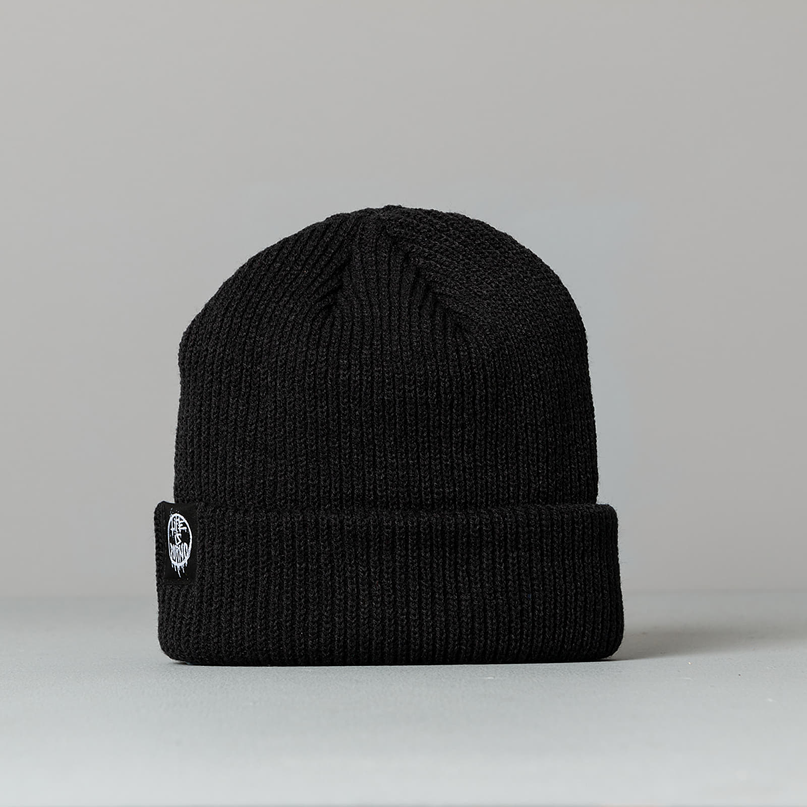 LIFE IS PORNO Short Fisherman Beanie