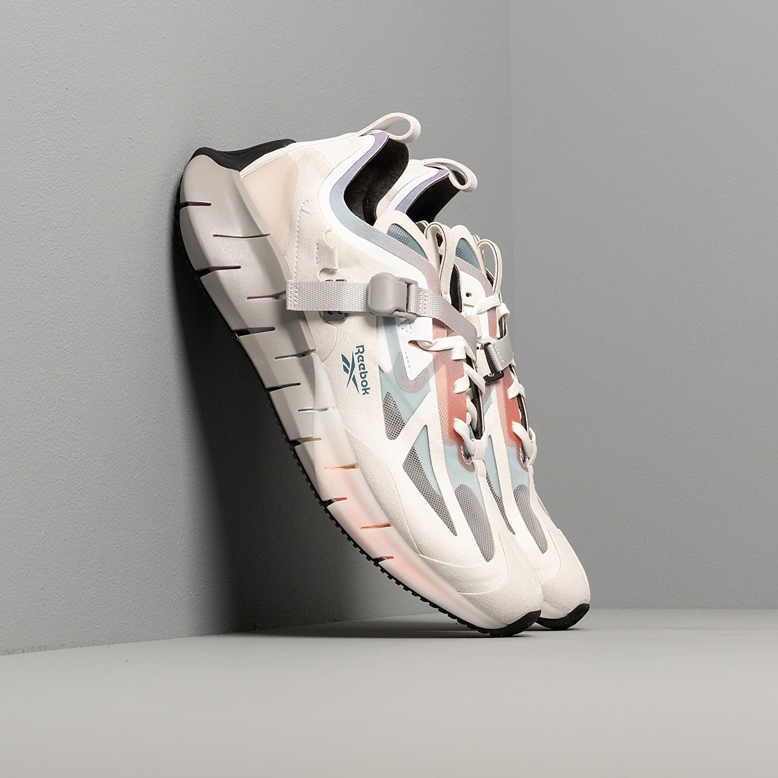 Чоловіче взуття Reebok Zig Kinetica Concept_Type1 Sand Stone/ White/ Rose Dust