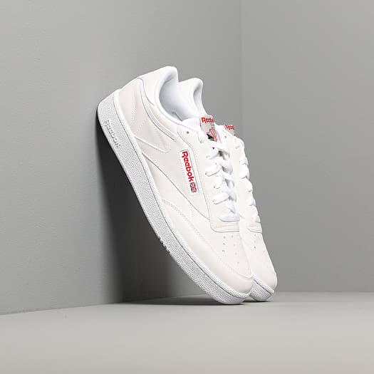 Men's shoes Reebok Club C 85 Mu White