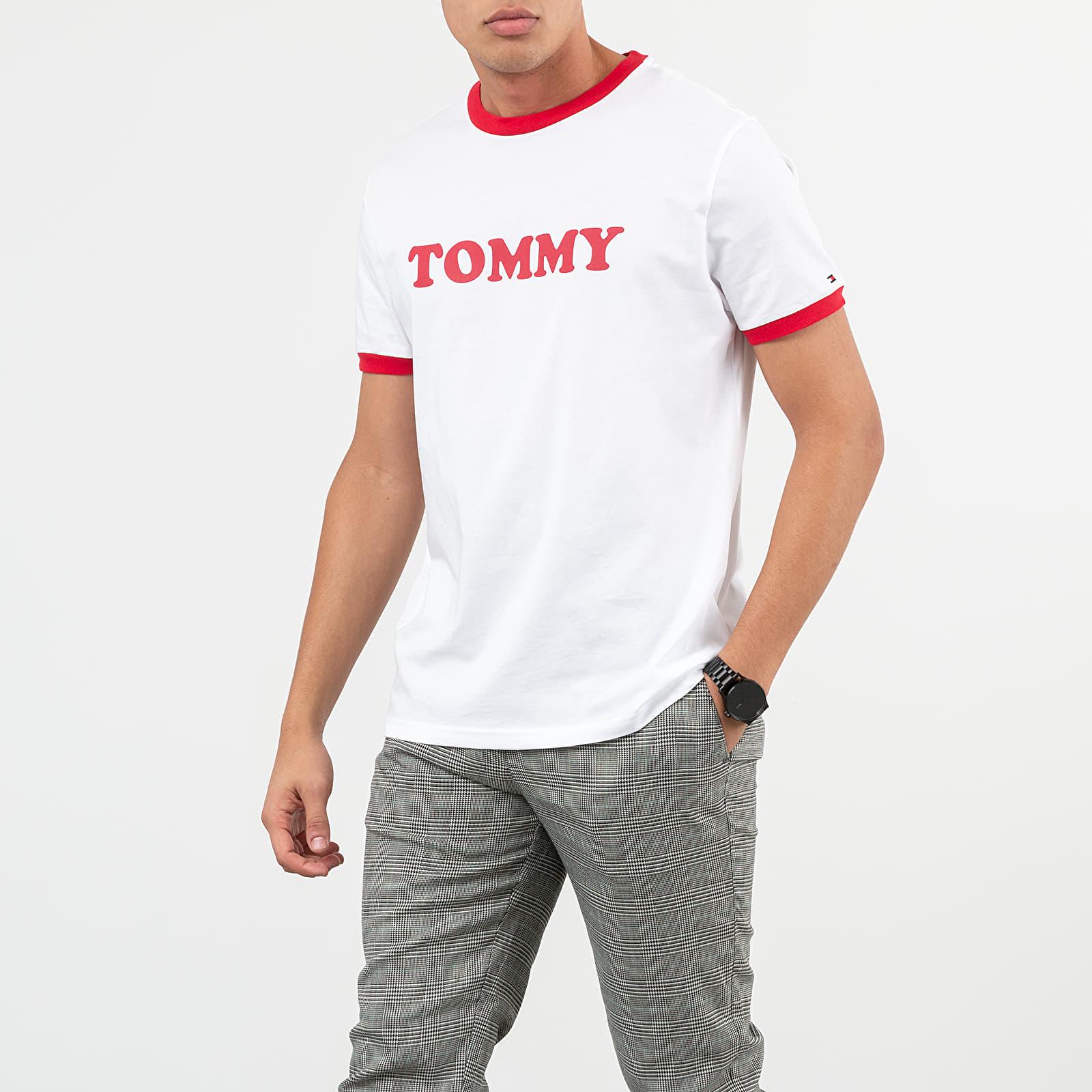 Tommy Hilfiger Tee Logo