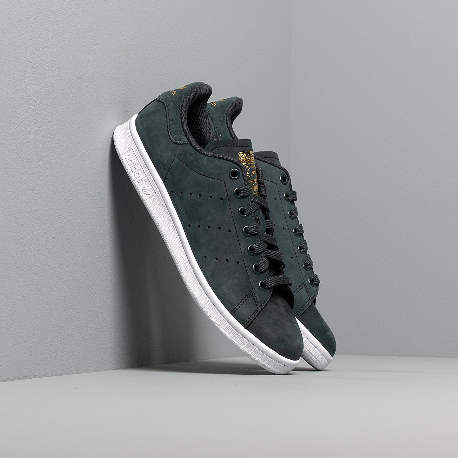Buty damskie adidas Stan Smith W Core Black/ Ftw White/ Gold Metalic