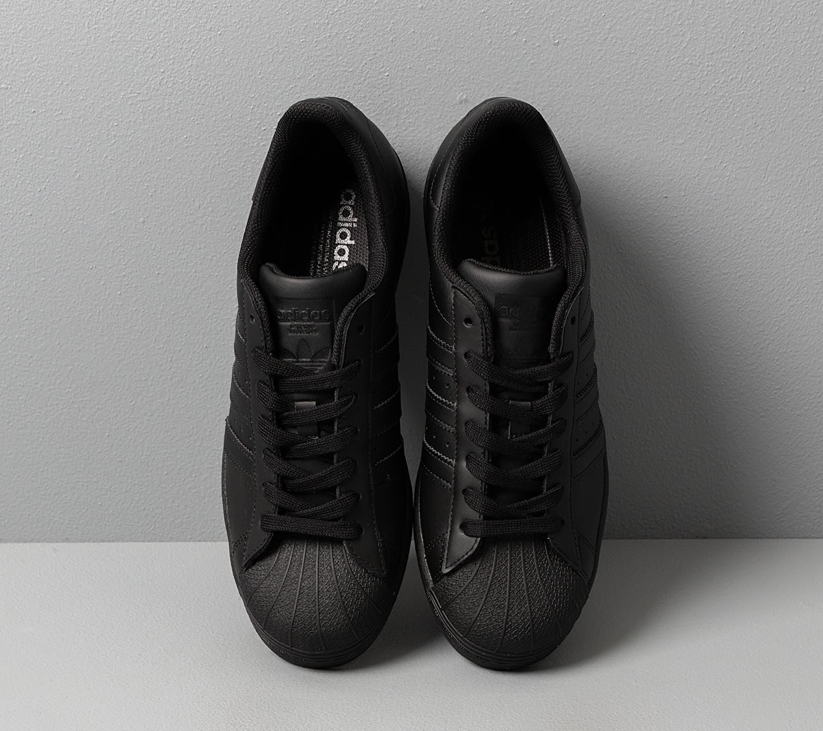adidas Superstar Core Black Core Black Core Black
