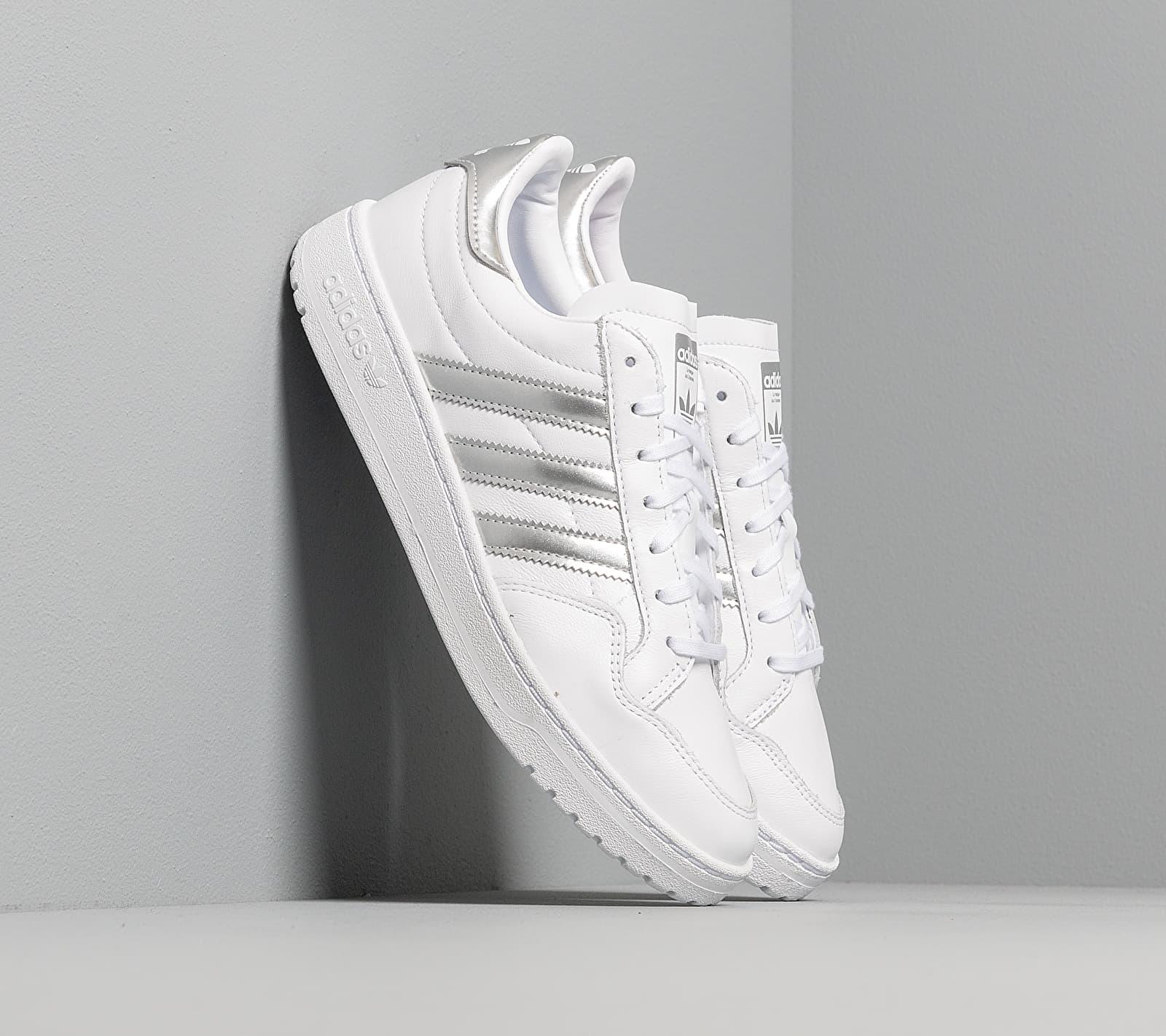 adidas Team Court W Ftw White/ Silver Metalic/ Ftw White EUR 38