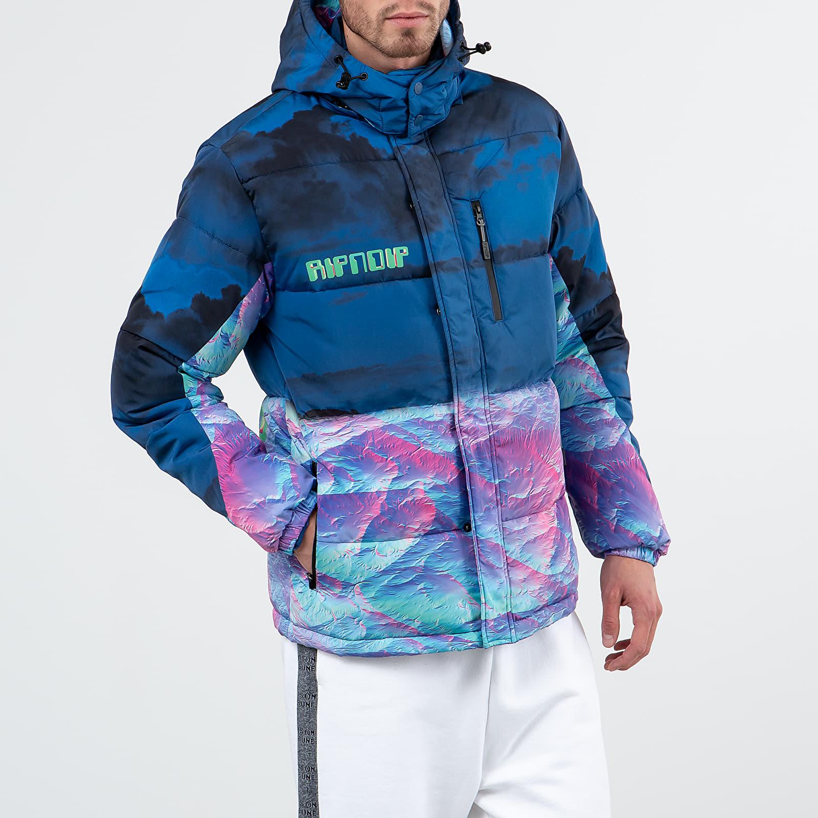 Bundy RIPNDIP Thermal Nermal Puffer Jacket Blue
