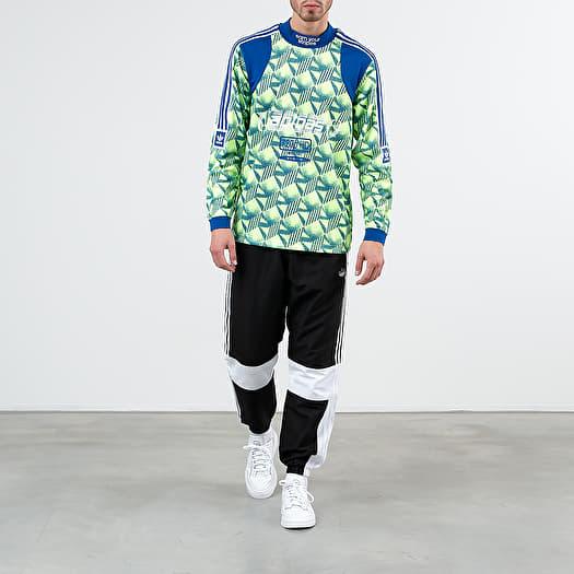 T-shirts adidas Bootleague Jersey Hi-Res Yellow/ Core Royal | Footshop