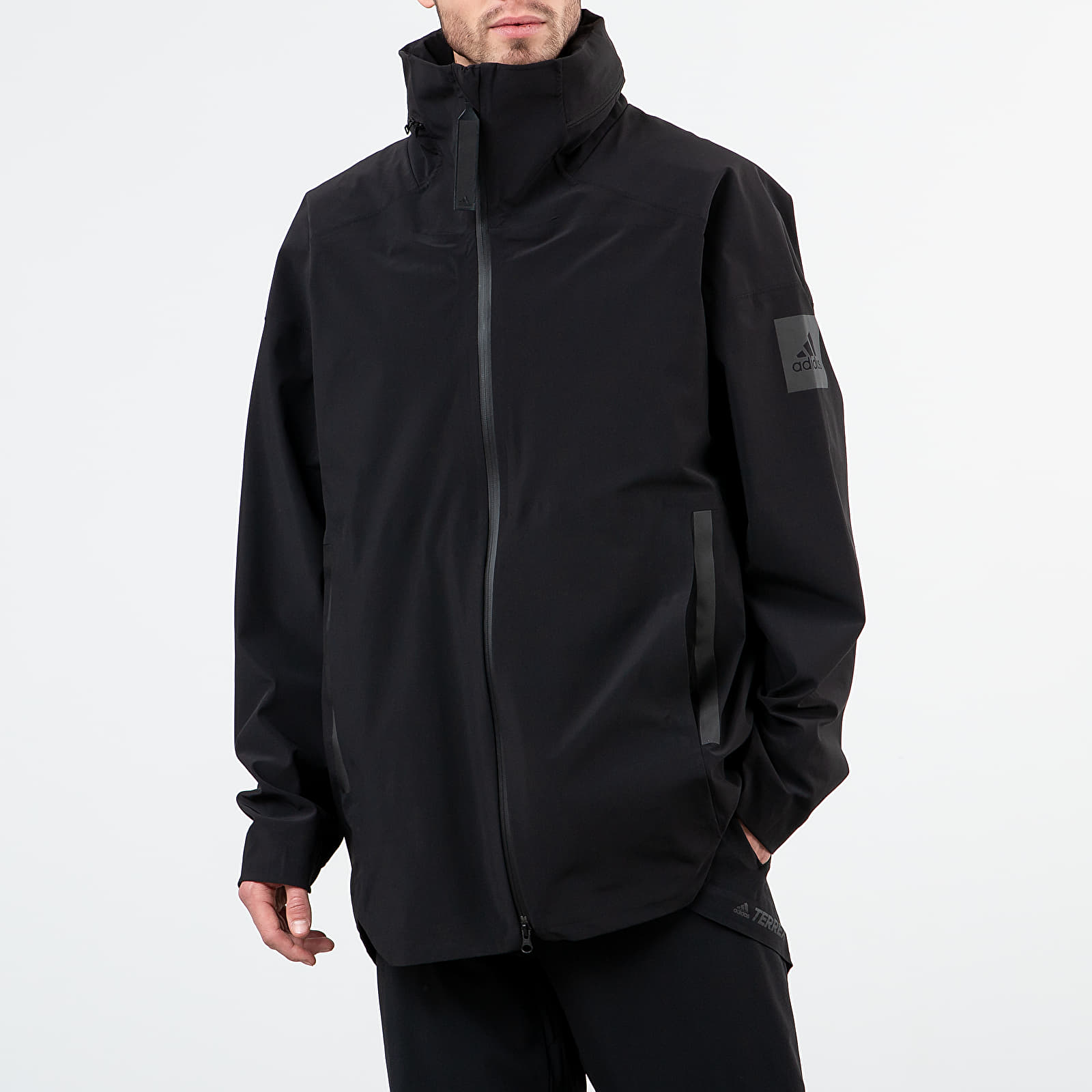 Bundy adidas Myshelter 3in1 Jacket Black/ Black