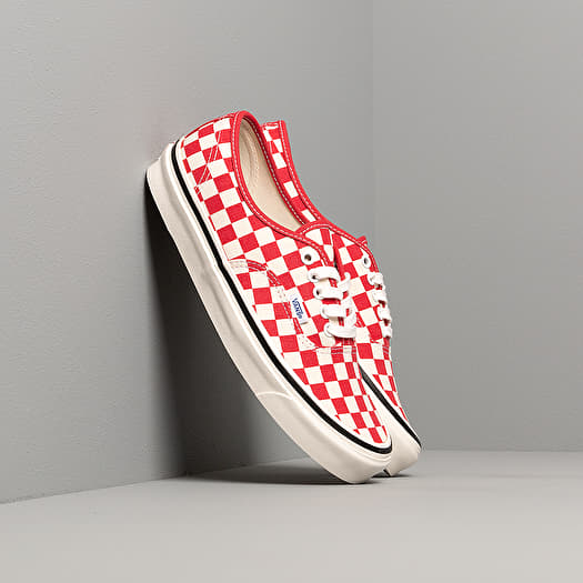 Vans Authentic 44 DX (Anaheim Factory) Og Red White | Footshop