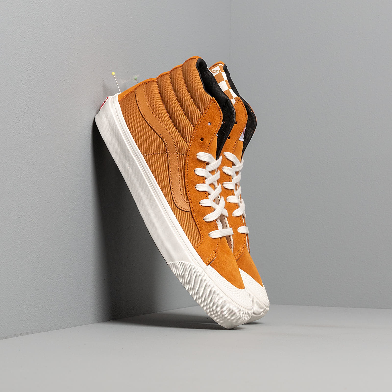 Men's shoes Vans OG Style 138 LX (Suede/ Canvas) Buckthorn