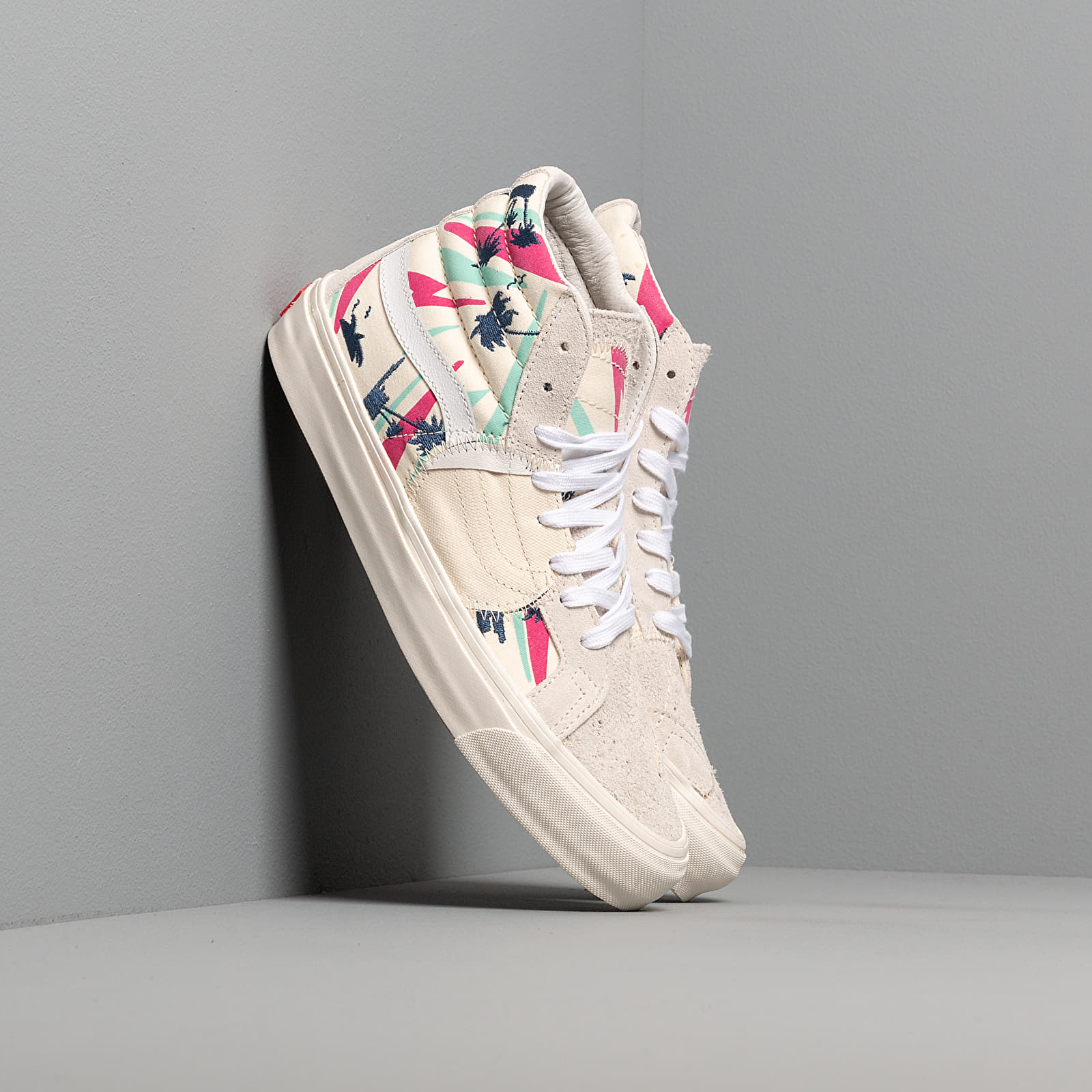 Männer Vans SK8-Hi Bricolage LX (Embroidered Palm) Classic
