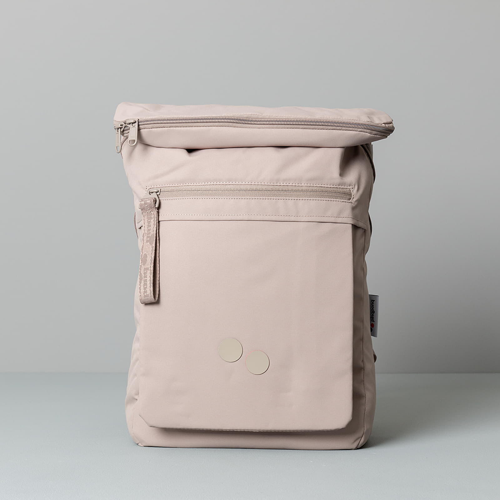 Batohy pinqponq Klak Backpack Cement Taupe