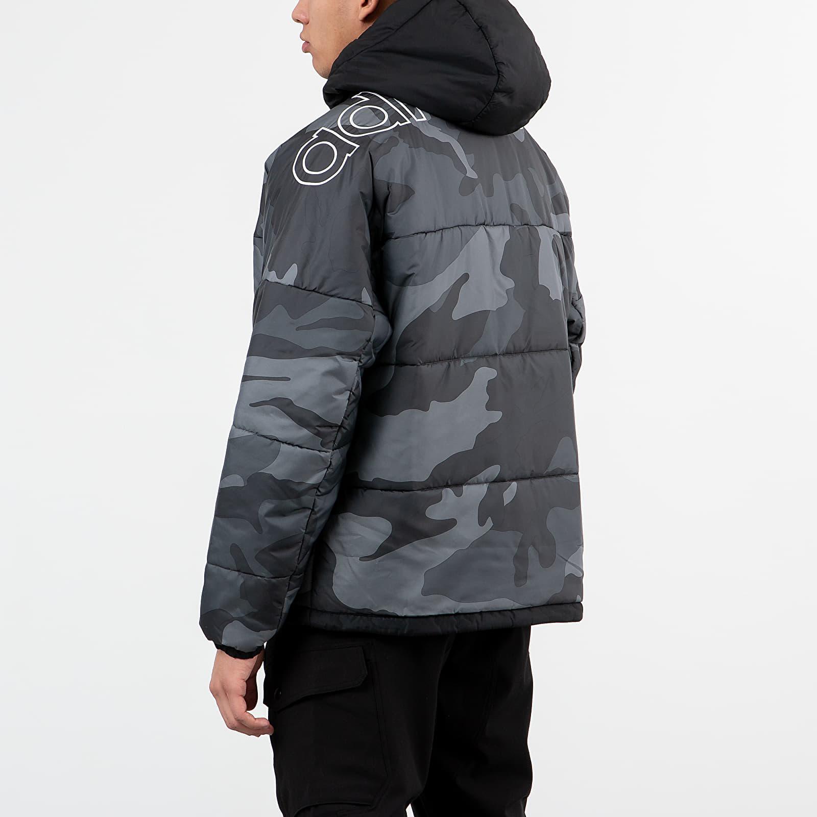 adidas Originals Herren Puffer Jacket R.Y.V. Camo in