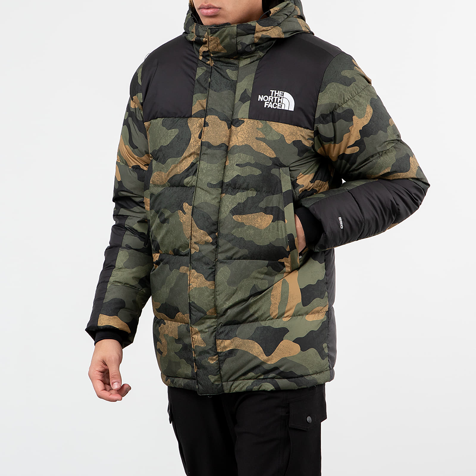 Bundy The North Face Deptford Down Jacket Camo
