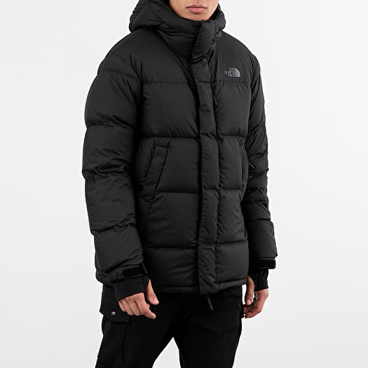 Dzsekik The North Face Himalayan Windstopper Down Jacket Black