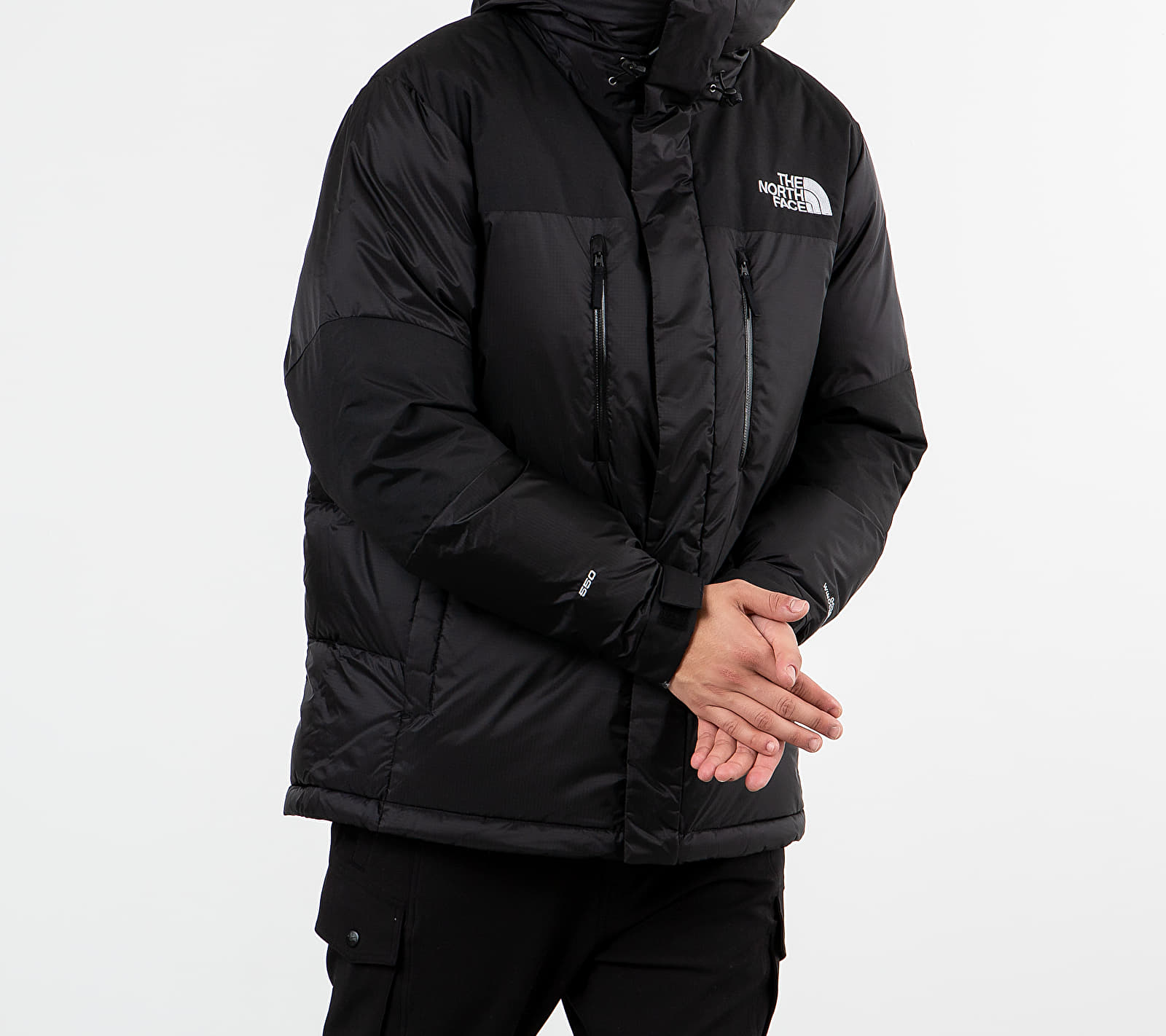 The North Face Jacket Black L